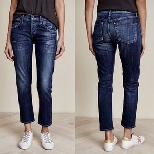 Citizens Of Humanity Stretch Ankle Paley Jeans - Z